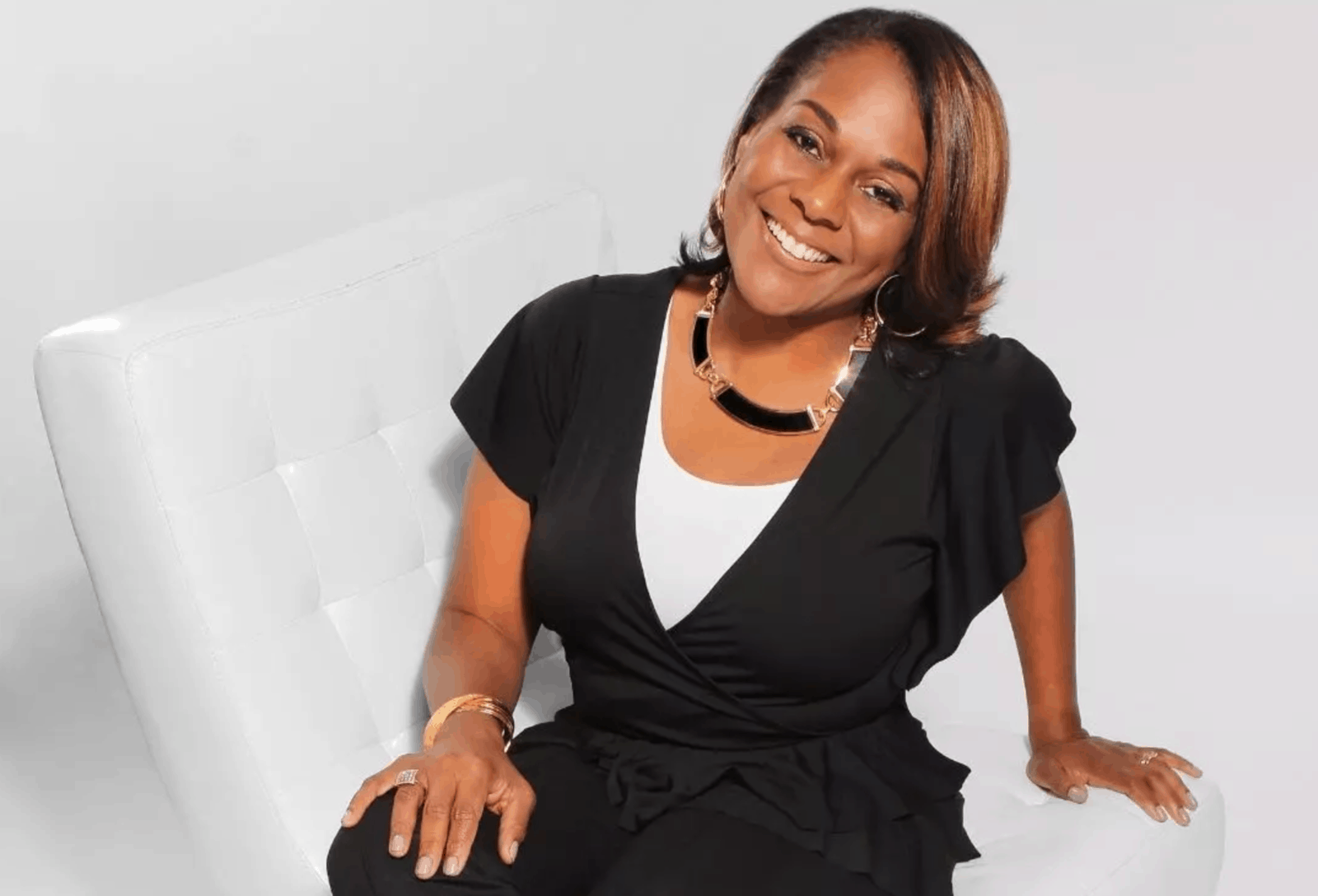 Coach for Leading Ladies Pastor Genette Howard