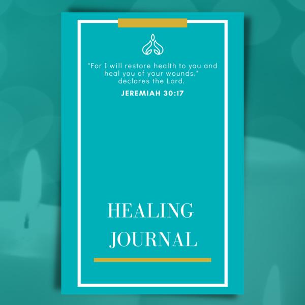 Light My Path Healing Journal by Genette Howard